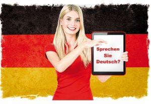 Metoda szybkiej nauki mówienia po niemiecku.