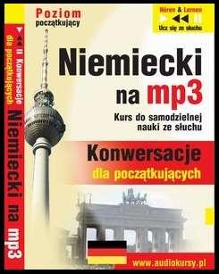 Niemiecki MP3 - konwersacje dla początkujących