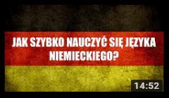 Nauka Niemieckiego dla Początkujących - VIDEO