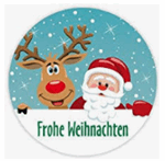 Życzenia Świąteczne - język niemiecki