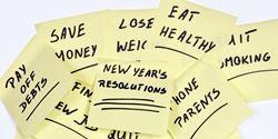 Wybierz tylko te najważniejsze noworoczne cele