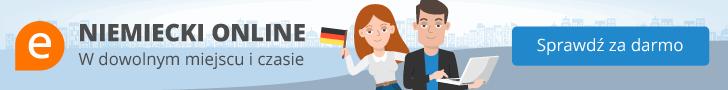 Nauka Języka Niemieckiego przez Internet.