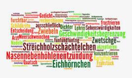 Niemieckie słówka - najczęściej używane.